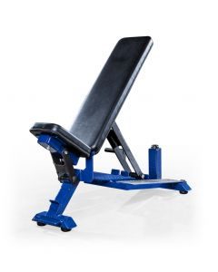 elitefts™ Collegiate 0-90 Bench with Spotting Steps