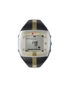 Polar FT7F Black/Gold Watch for Female