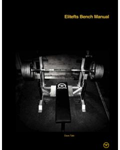 elitefts™ Bench Press Manual (eBook) by Dave Tate