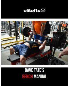 elitefts™ Bench Press Manual