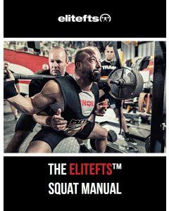 elitefts™ Squat Manual (eBook)