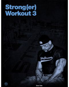 Strong(er) Workout Phase Three (eBook)