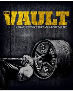 The Vault: A Decade of PR Shattering Training Tips by Dave Tate