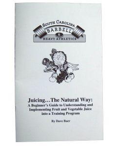 Juicing...The Natural Way