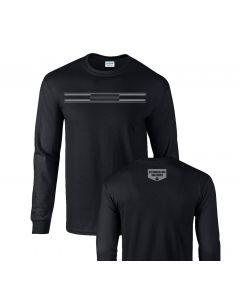 elitefts Barbell Long Sleeve T-Shirt