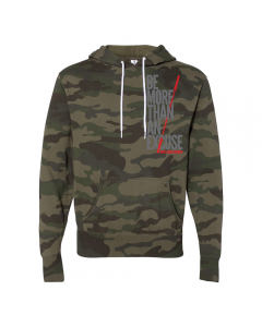 EliteFTS Be More Than An Excuse Lightweight Hoodie