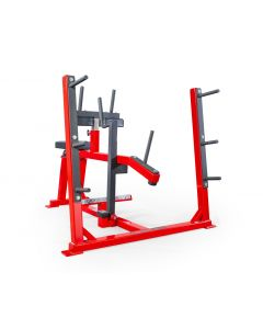 elitefts™  Seated Calf Raise with Racks