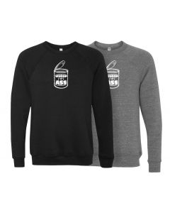 elitefts Can of Whoop A$$ Crewneck Sweatshirt