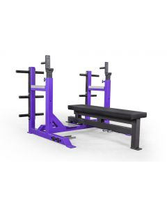 elitefts™ Flat Bench - Professional Competition Bench CB3