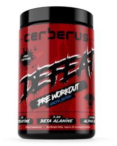 Cerberus Defeat Pre-Workout Arctic Berry