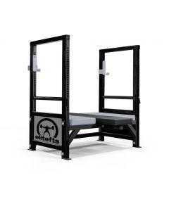 elitefts™ 2X3 Power Bench Rack