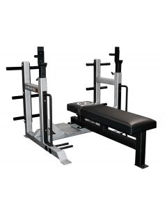 elitefts™ Flat Bench - Deluxe Competition Bench