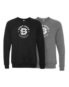 elitefts Don't Suck Crewneck Sweatshirt