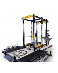 elitefts™ Signature Power Rack Setup CALL FOR PRICE 888-854-8806