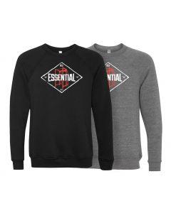 elitefts Essential Rack Crewneck Sweatshirt