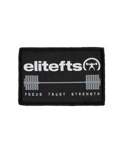elitefts™ Ball Cap Patch BARBELL