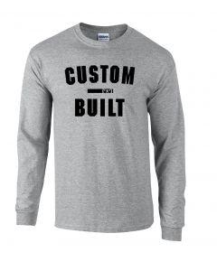 Custom Built Long Sleeve Tee