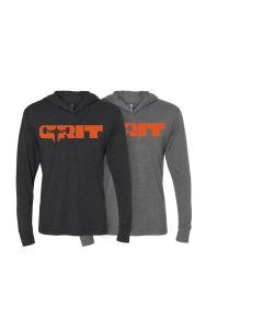 elitefts Grit Orange Unisex Hoodie