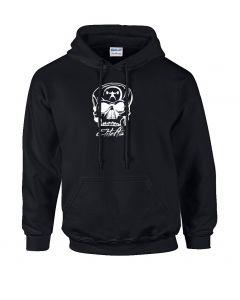 Crescent Skull Hood