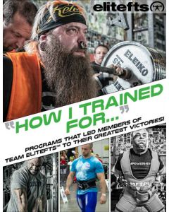 How I Trained For... (eBook)