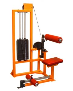 elitefts™  Low Back Machine - Selectorized