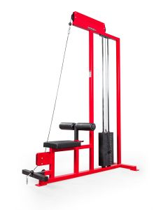 elitefts™ Scholastic Selecorized Lat Pulldown and Low Row