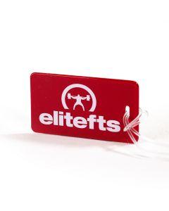 elitefts Luggage Tag