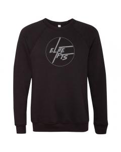 EliteFTS New Wave Circle Crewneck Sweatshirt