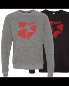 elitefts Ohio Squatter Crewneck Sweatshirt