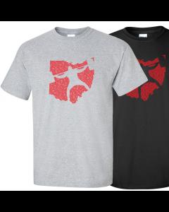 elitefts Ohio Squatter T-Shirt