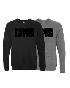 eltiefts Power Plate Crewneck Sweatshirt