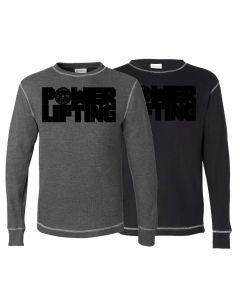 elitefts Power Plate Thermal Long Sleeve Shirt