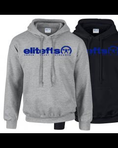 EliteFTS Tagline Royal Blue Hoodie