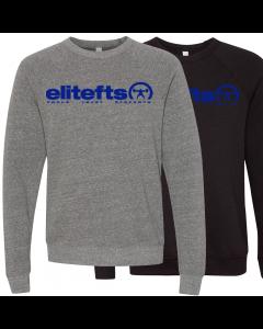 EliteFTS Tagline Royal Blue Crewneck Sweatshirt