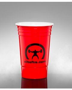 Badass, Overbuilt Plastic Cup