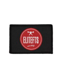 EliteFTS Ball Cap Patch CIRCLE