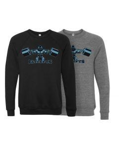 elitefts Shark Squatter Crewneck Sweatshirt