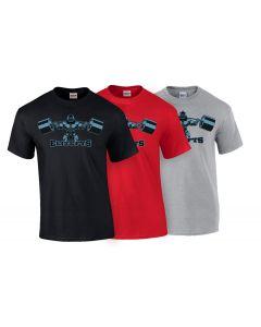 elitefts Shark Squatter T-Shirt
