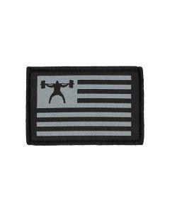 EliteFTS Ball Cap Patch FLAG