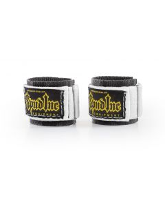 Spud Wrist Wraps Velcro Black/White Large