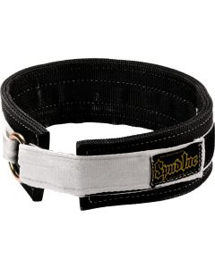 Spud Men's Deadlift Belt 3 Ply Black/White