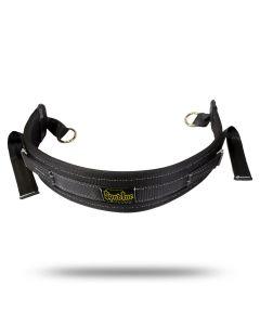 Spud Adjustable Belt Squat Belt Black