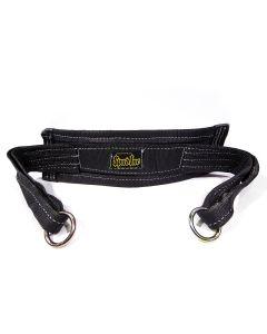 Spud Belt Squat Belt Black Medium