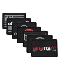 elitefts™ All 7 Patches