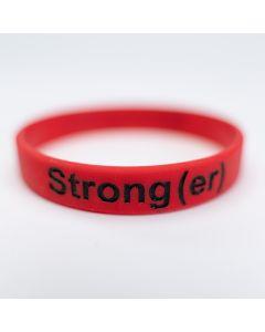 Strong(er) Wristband