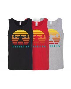 elitefts Sunset Squatter Tank Top