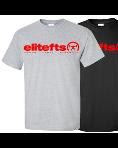 elitefts Tagline Red T-Shirt
