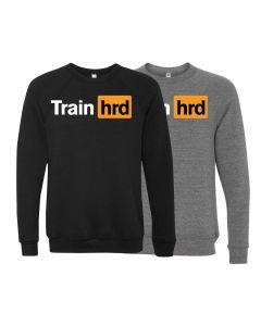 elitefts Train Hard Crewneck Sweatshirt