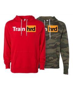 elitefts Train Hard Lightweight Hoodie