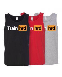 elitefts Train Hard Tank Top